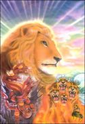 Poster - The Lion the Dragon and the Beast.jpg